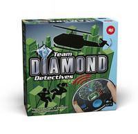 Diamond Detectives timantin etsintä peli