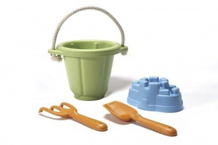 Green Toys Hiekkalaatikkosetti