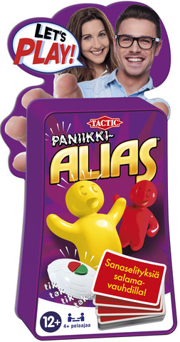 Let's Play Paniikki Alias