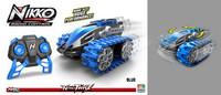 Nikko NanoTrax blue