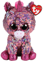 TY Flippables Sparkle unicorn 23 cm