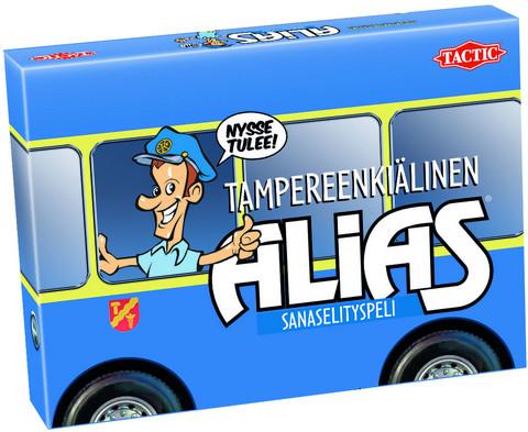 Tampereenkiälinen alias