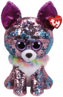 TY Flippables Yappy chihuahua 40 cm