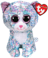 Ty Flippables Whimsy kissa 40 cm