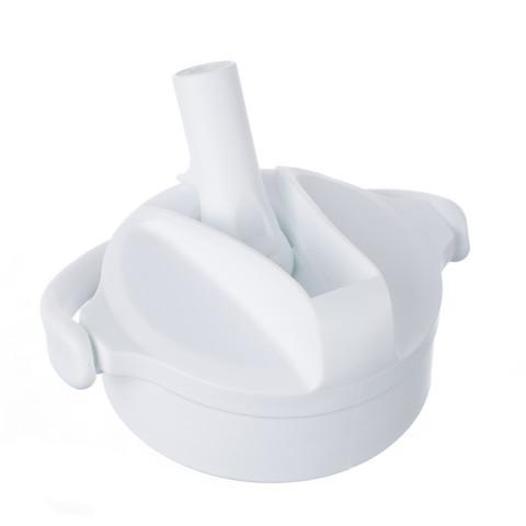 Pivot Straw Cap -valkoinen korkki
