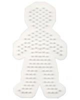 Hamapohja 7x12,5cm , poika