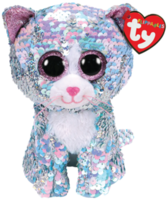 TY Flippables Whimsy kissa 15,5 cm
