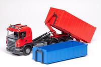 EMEK Scania vaihtolava-auto