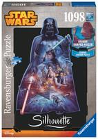 Star wars silhouette - Darth Vader