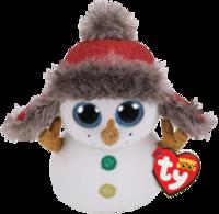 TY Buttons lumiukko