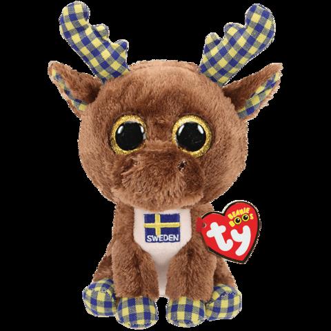 TY Birger Ruotsin hirvi
