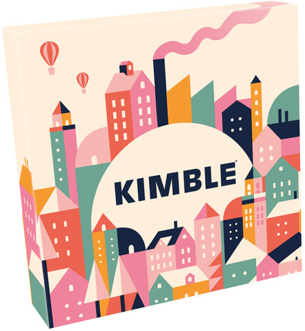 Kaupunki Kimble