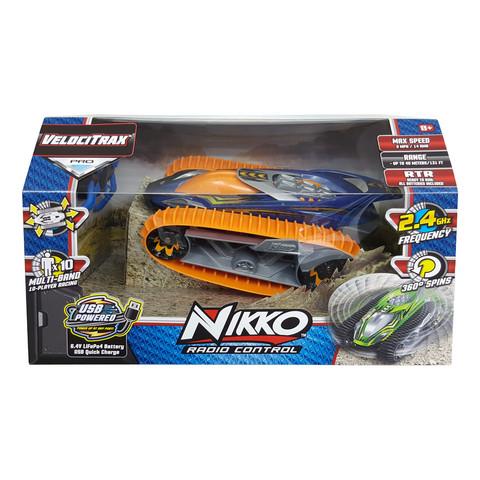 Nikko VelociTrax Electric Orange