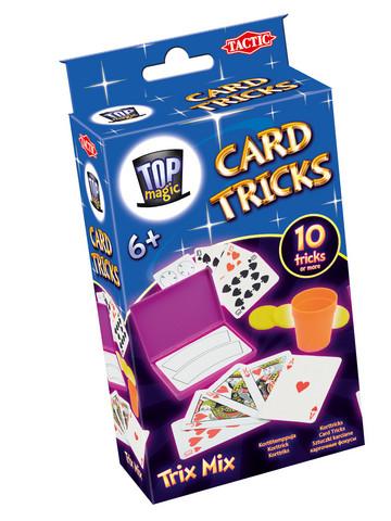 Trix Mix card tricks korttitemput