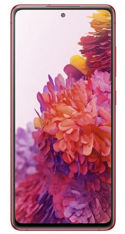 SAMSUNG GALAXY S20 FE 5G DUAL-SIM CLOUD RED 128 GB