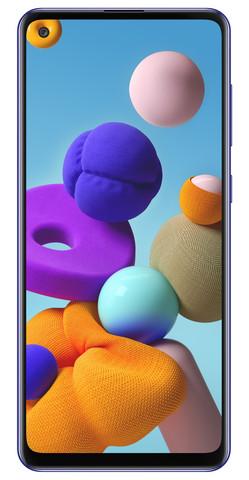 SAMSUNG GALAXY A21S DUAL-SIM BLUE 32 GB