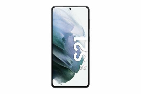 SAMSUNG S21 ENTERPRISE EDITION 5G DUAL-SIM PHANTOM GRAY 128 GB