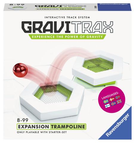 Gravitrax trampoline -lisäosa