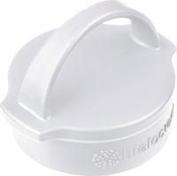 Lifefactory classic Cap -valkoinen korkki