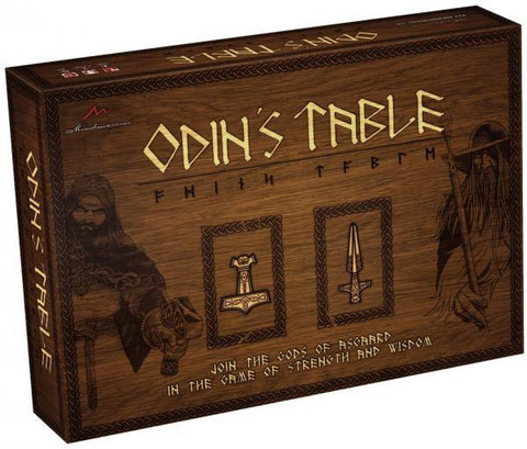 Odin´s table lautapeli