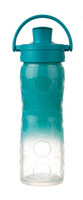 Lifefactory Active Flip Cap juomapullo, 475 ml, ultramarine ombre