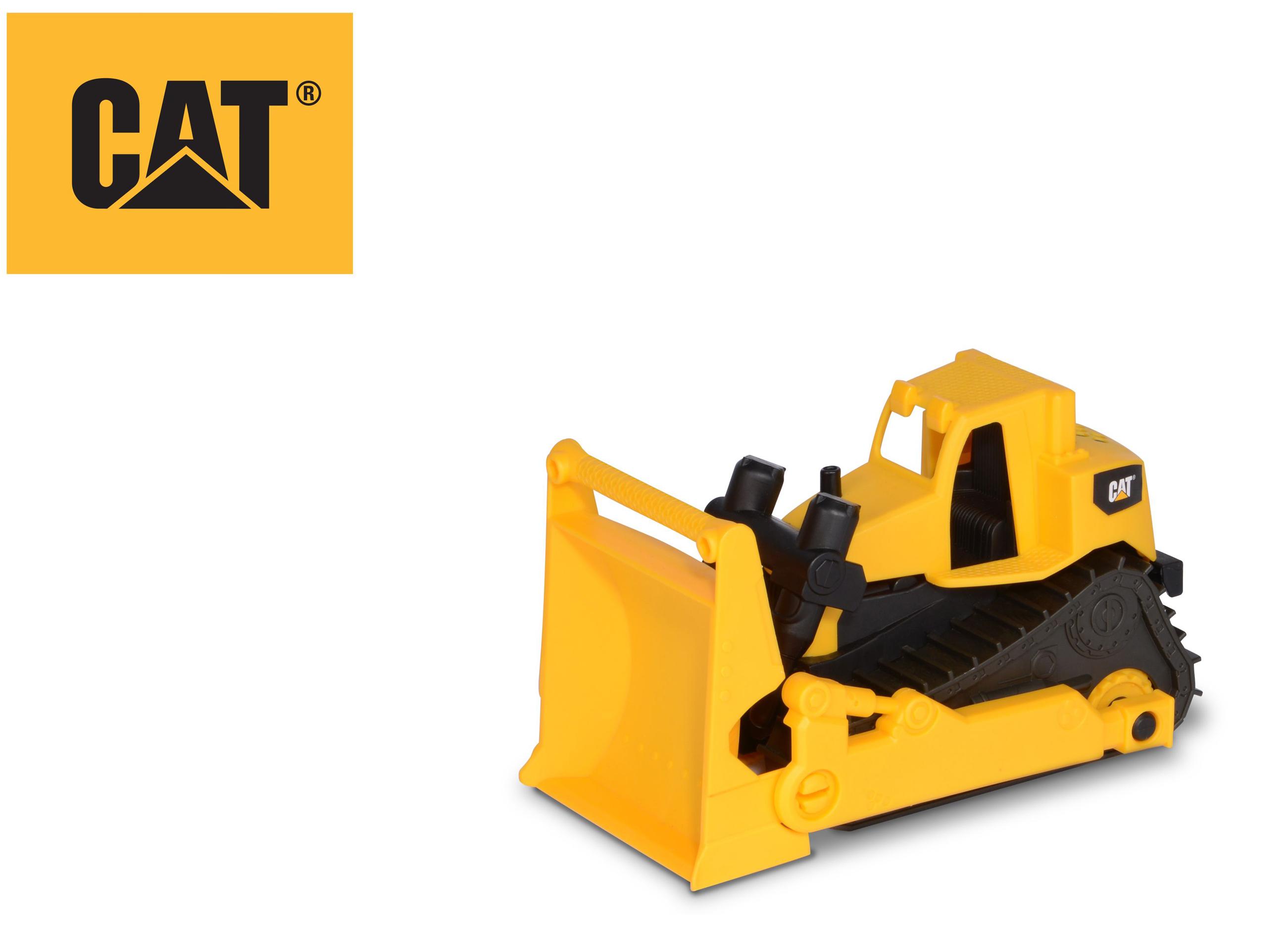 CAT telaketju puskutraktori 18 cm