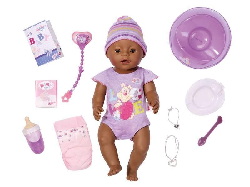 Baby Born tumma tyttönukke