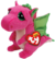 TY DARLA pink dragon lohikäärme