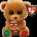 TY Beanie Boos Bella Joulunalle