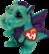 TY Cinder vihreä lohikäärme