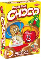 Choco suklaanappi peli