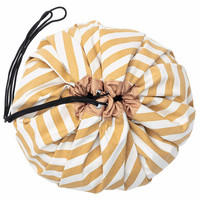 Play & Go lelupussi Stripes Mustard