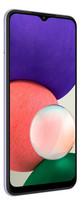 SAMSUNG GALAXY A22 5G DUAL-SIM LIGHT VIOLET 64GB