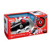 Kauko-ohjattava kilpa-auto, musta