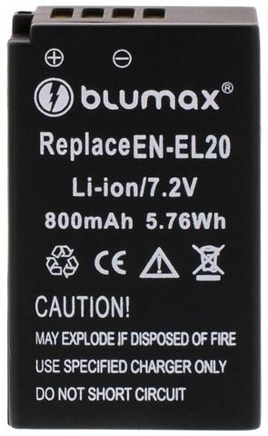 Blumax Nikon EN-EL20