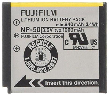 Fujifilm NP-50 Pentax