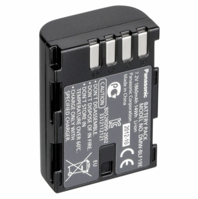 Lumix Panasonic DMW-BLF19