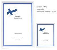 15x20 Suomi Juhlakehys