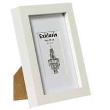 Exklusiv 10x15/6x9, valkoinen