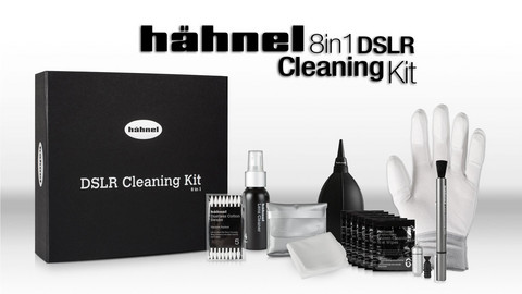Hähnel 8 in 1 Cleaning Kit
