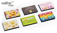 Emoji-minialbumi 10x15 40 kuvalle