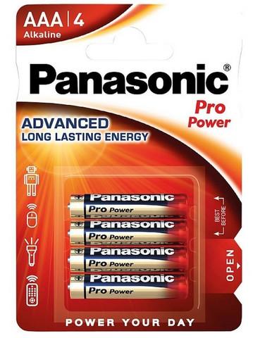 Panasonic AAA 4kpl