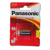 Panasonic CR123A