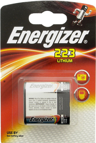 Energizer Lithium Photo 223/ CR-P2