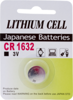 Japanese Batteries CR1632