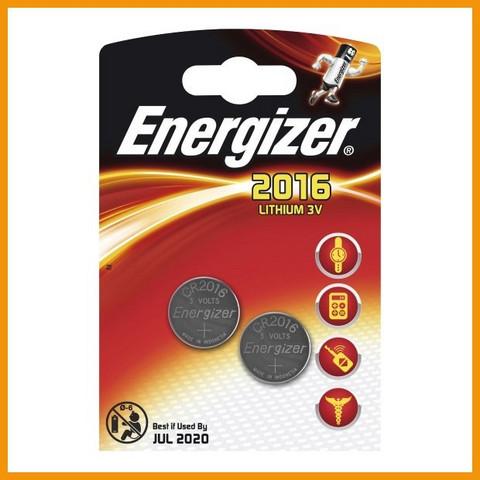 Energizer 2016 2kpl/paketti