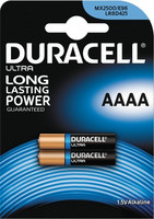 Duracell Ultra Long Lasting Power AAAA 2kpl
