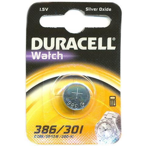Duracell SR 43/386/301