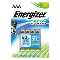 Energizer AAA eco advanced 4kpl