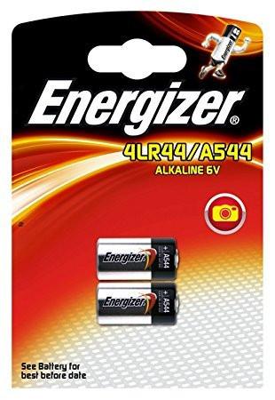 Energizer 4LR44 / V4034PX 2kpl